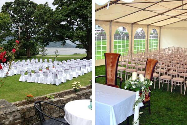 5 Things to Remember When Planning an Outdoor Wedding Ceremony in Ireland