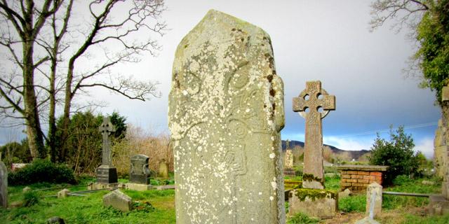 St. Mura's Cross, Fahan