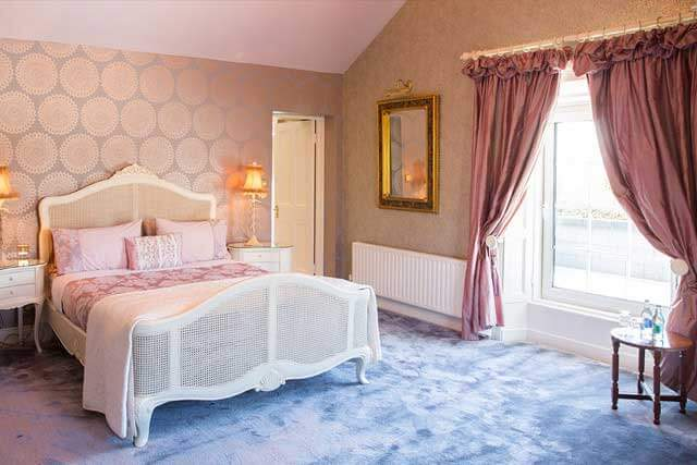 Le Boudoir Luxury 4 star Country House in Inishowen, Co. Donega§