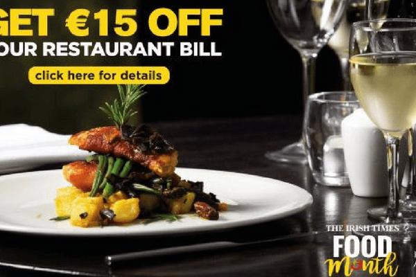 Irish Times offer