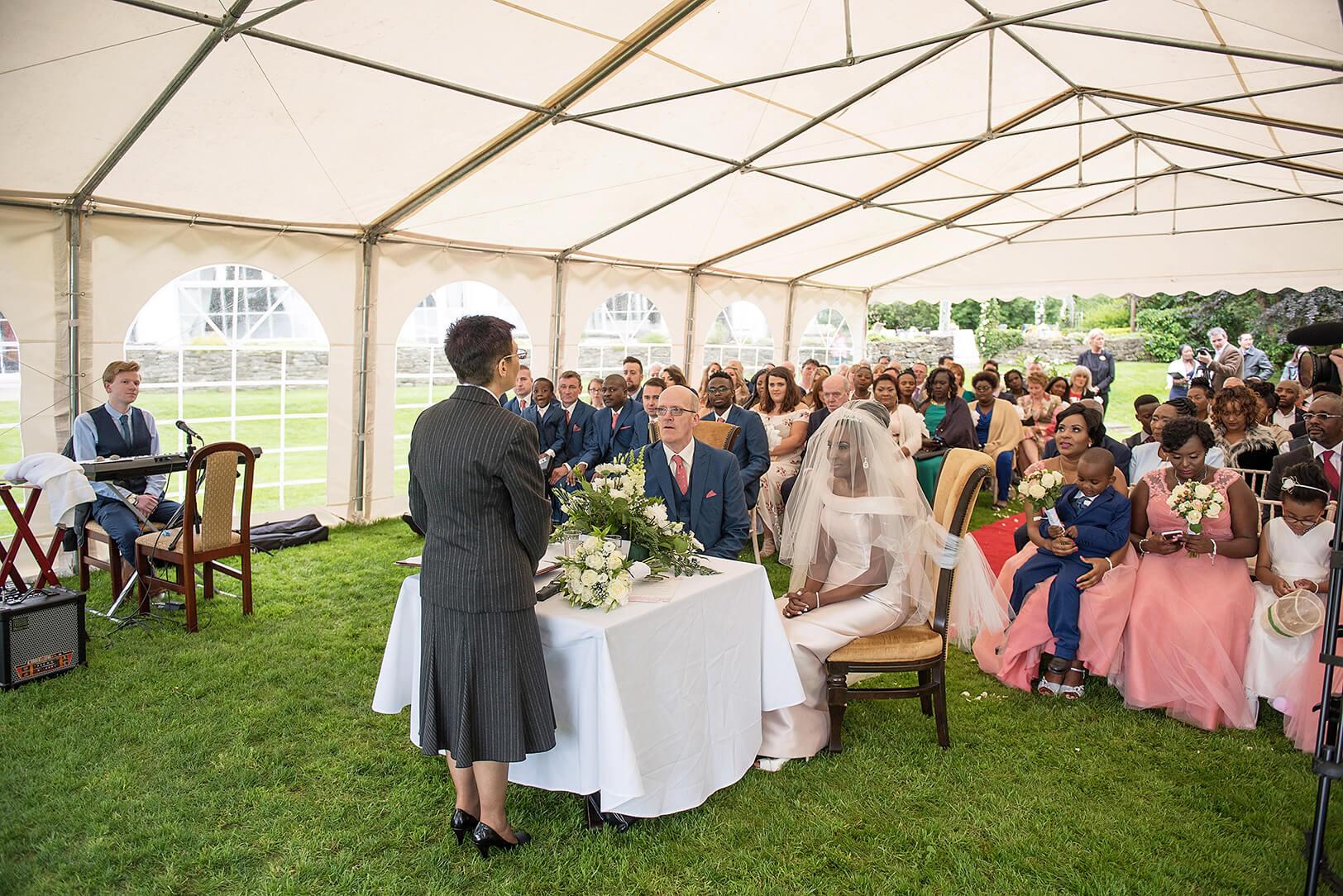 Civil Wedding Ceremonies At The Red Door