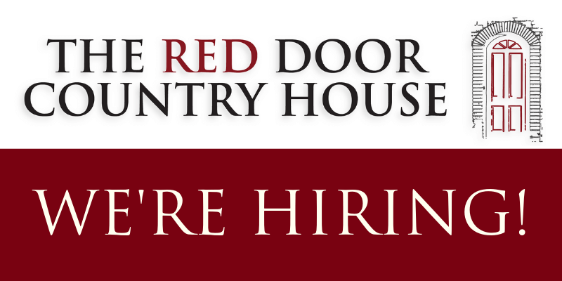 Recruitment Open Day at The Red Door